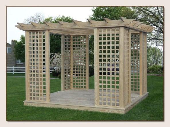 simple diy pergola designs cagey74fis. Black Bedroom Furniture Sets. Home Design Ideas