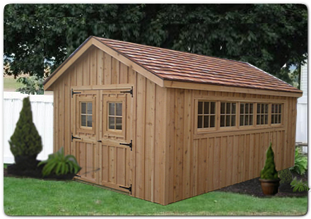 Small backyard shed ideas outdoor storage sheds for sale for Buy potting shed