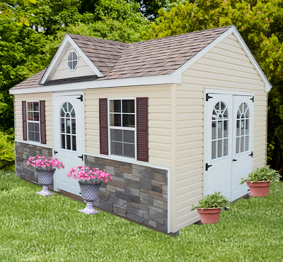Waterloo structures storage sheds sheds for sale for Outdoor storage sheds for sale cheap